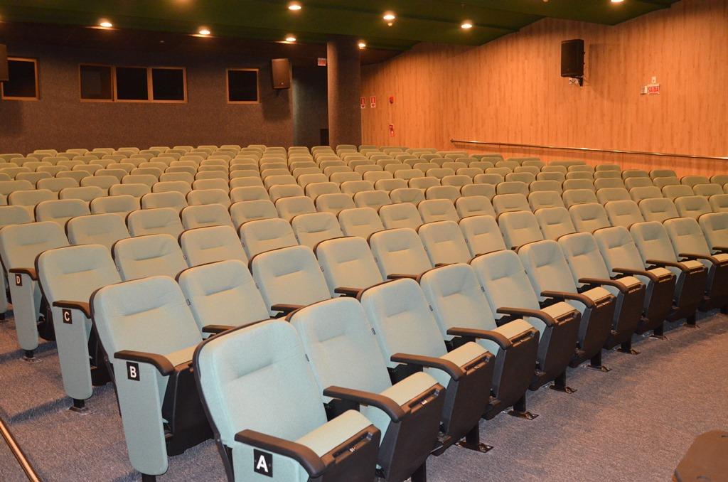Poltronas Teatro Sesc